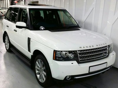 Range Rover 5.0 Supercharged,路華 Rover,2011,WHITE 白色,