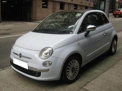 500 快意 Fiat 2008 BLUE 藍色  [0]