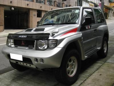 Pajero Evolution 三菱 Mitsubishi 1999 SILVER 銀色 2166  [0]