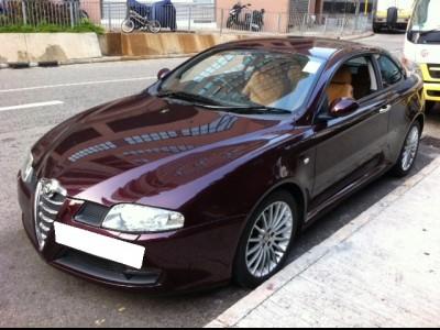 GT 愛快 Alfa Romeo 2004 RED 紅色 2342  [0]