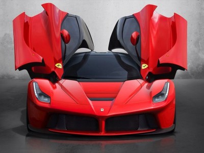 法拉利 La Ferrari LHD ( Town Going Vehicle )