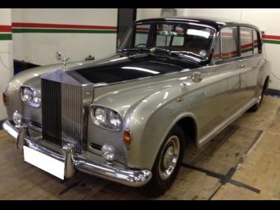 Phantom VI Limousine,勞斯箂斯 Rolls Royce,1971,other: Black / Silver|,8,2842
