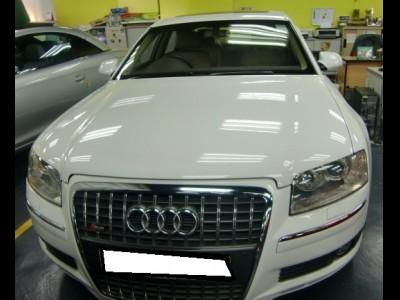 Audi A8 QUATTRO 4.2