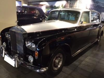 Phantom VI,勞斯箂斯 Rolls Royce,1966,other:黑色 / 灰色|Black / Silver,7,3103