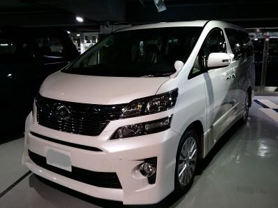 豐田 VELLFIRE 3.5 Z 7座