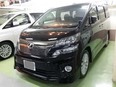 豐田 VELLFIRE 3.5Z (G-EDITION) 7座