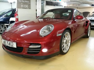 保時捷 997 Turbo S Cab.