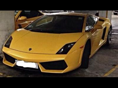 Lamborghini gallardo 560 4