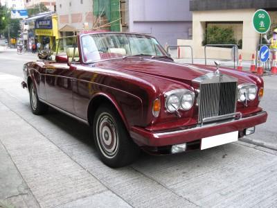 Corniche,勞斯箂斯 Rolls Royce,1977,RED 紅色,5,3132