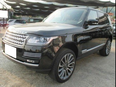 越野路华 Range Rover (LHD) 5.0 V8 Autobiography (Germany Version)