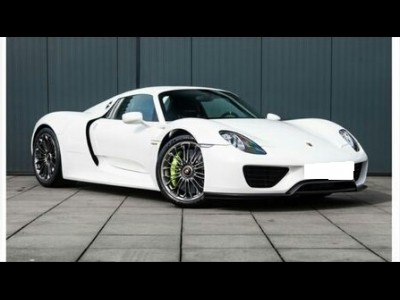 保时捷 (LHD)918 Spyder Hybrid Physical