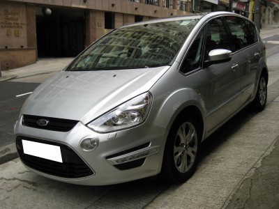 S-Max,福特 Ford,2012,SILVER 銀色,7,3197