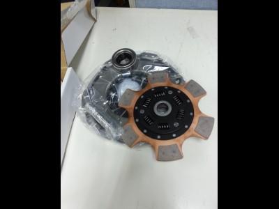 引擎波箱,Honda B16/18 215mm,MFactory B16/18 Clutch Kit,