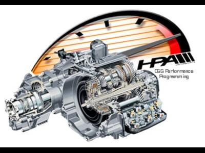 引擎波箱,,HPA Performnce DSG Tuning,