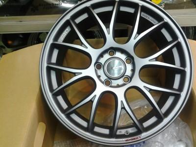 胎軨,GOLF,CLA,A3,Rays 2x8 GT   18inch,