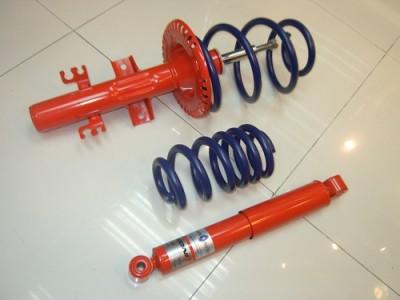 避震及懸掛,,VW T5 KONI H&R sport kit ,