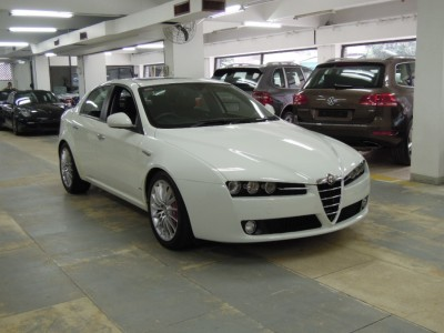 159 2.2 JTS,愛快 Alfa Romeo,2011,WHITE 白色,5,GT11526