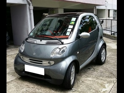 City C Passion,Smart,2003,other:灰色 / 銀色 Grey / Silver,2,3295