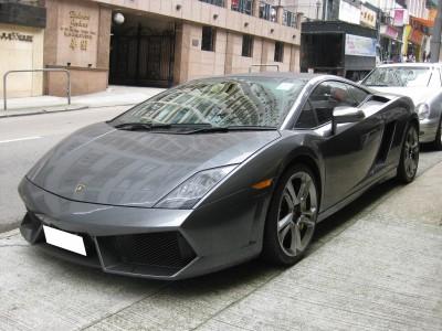 Gallardo Coupe LP5604,林寶堅尼 Lamborghini,2008,GREY 灰色,2,3614