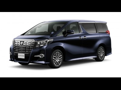 丰田 Alphard 350 SA C-Package