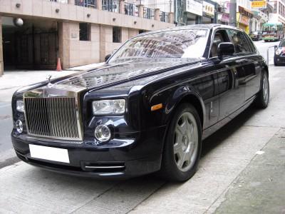Phantom EWB,勞斯箂斯 Rolls Royce,2010,BLUE 藍色,4,3357