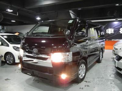 HIACE 3.0 DELUXE,豐田 Toyota