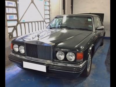Silver Spur,勞斯箂斯 Rolls Royce,1995,GREEN 綠色,5,3444