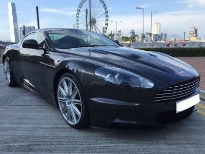 DBS,阿斯頓馬丁 Aston Martin,2011,GREY 灰色,2,