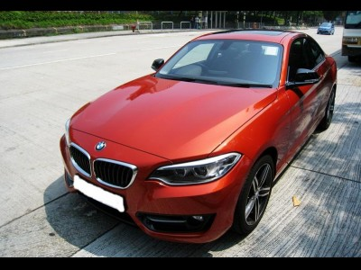 BMW  220I Coupe Sport