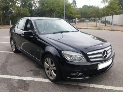Mercedes-Benz C200 AV