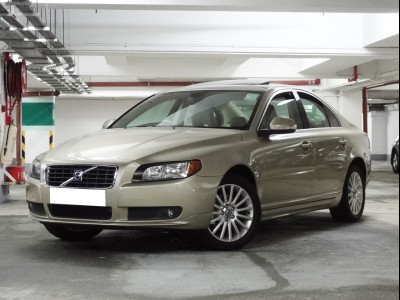 S80 2.5T,富豪 Volvo,2007,GOLD 金色,5,CM10074