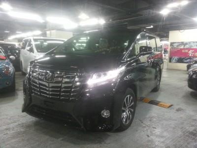 豐田 Alphard GF JBL