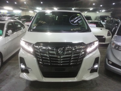 Toyota Alphard SAC JBL