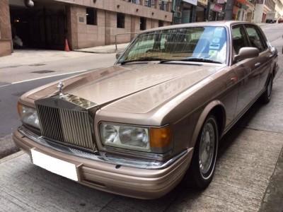 Silver Dawn II,勞斯箂斯 Rolls Royce,1997,GOLD 金色,4,3233