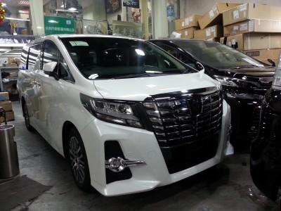 豐田 Alphard SC