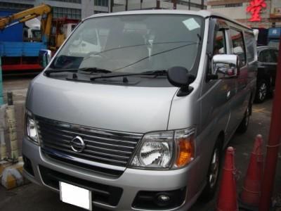 URVAN E25,日產 Nissan