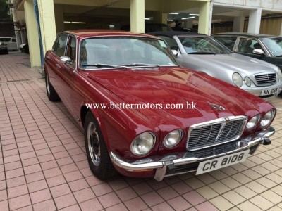 Jaguar XJ6 4.2 series II