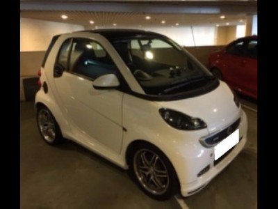 For Two Barbus,Smart,2012,WHITE 白色,2,3569