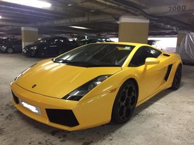 Gallardo,林寶堅尼 Lamborghini,2004,YELLOW 黃色,2,