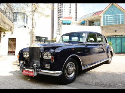 Phantom VI,勞斯箂斯 Rolls Royce,1982,BLACK 黑色,8,3625