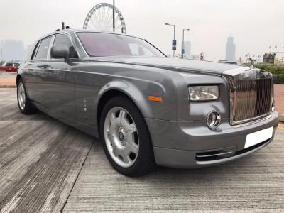 Phantom,勞斯箂斯 Rolls Royce,2010,GREY 灰色,5,3633