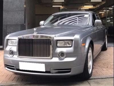Phantom EWB,勞斯箂斯 Rolls Royce,2009,SILVER 銀色,5,3634