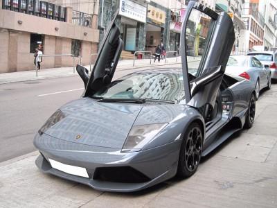LP600,林寶堅尼 Lamborghini,2007,GREY 灰色,2,3652