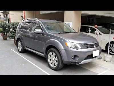 OUTLANDER 2.0,三菱 Mitsubishi,2012,GREY 灰色,7,