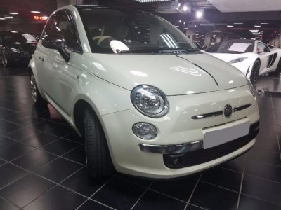 500 1.4 LOUNGE,快意 Fiat,2012,WHITE 白色,4,