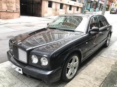 BENTLEY ARNAGE T,賓利 Bentley,2009,BLACK 黑色,5,3732
