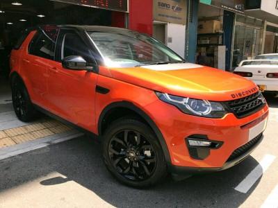 越野路華 Discovery Sport SE Si4 2.0