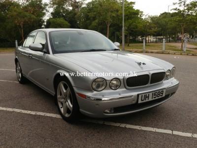 XJ6 3.0 sport,積架 Jaguar,2006,SILVER 銀色,5,