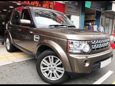越野路華 Discovery 4 3.0 Diesel