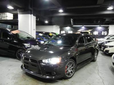 LANCER EVOLUTION X GSR PREMIUM,三菱 Mitsubishi,2011,BLACK 黑色,5,